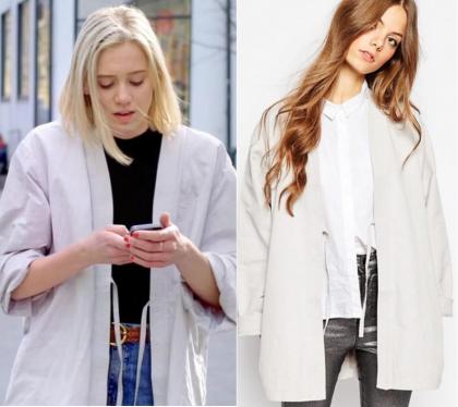 Skam: Season 2 Episode 11 Noora's White Kimono   Shop Your TV