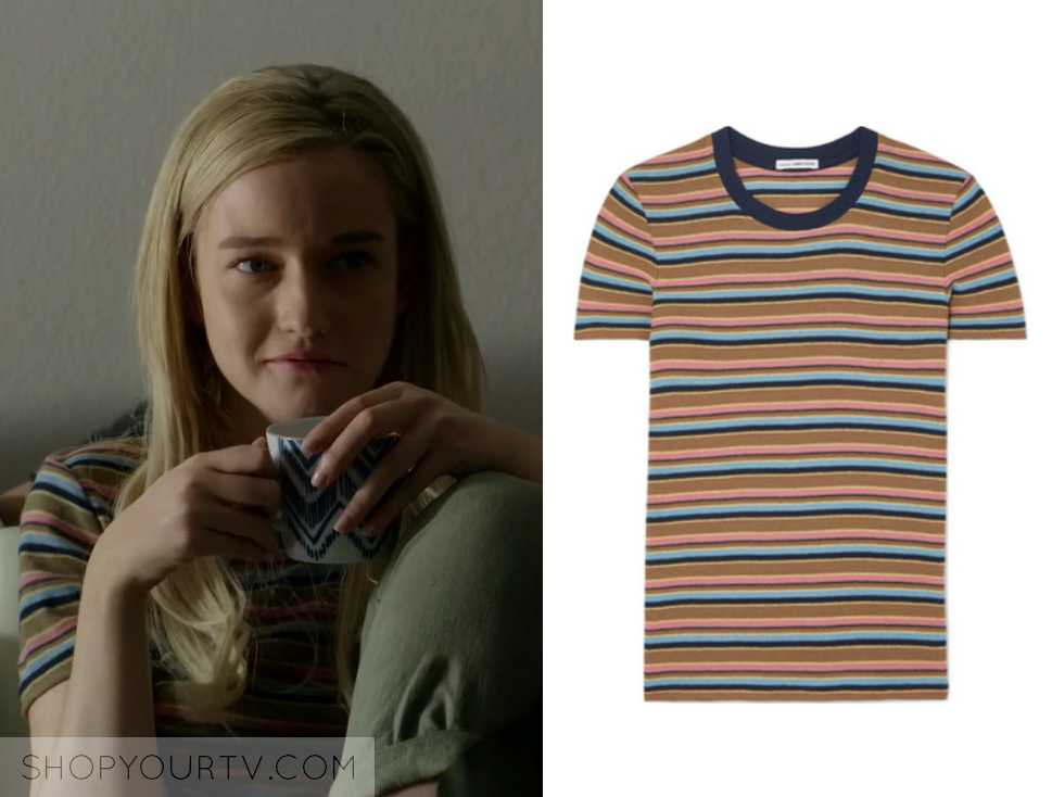Julia Garner Fashion Clothes Style And Wardrobe Worn On Tv