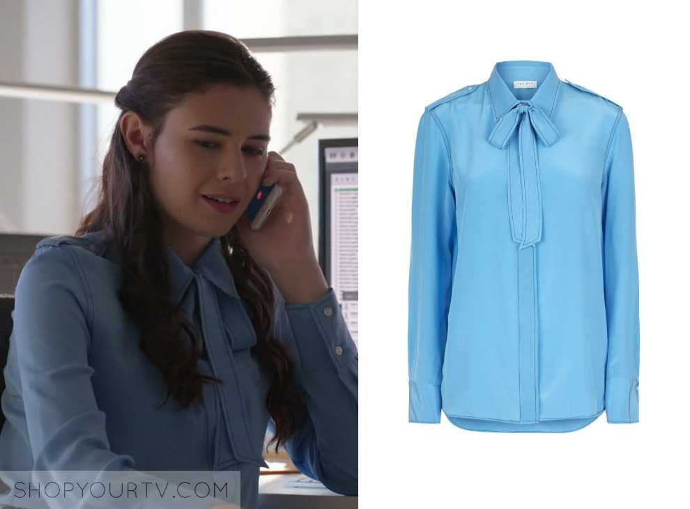 Supergirl 4x10 Fashion, Clothes, Style and Wardrobe worn on TV Shows