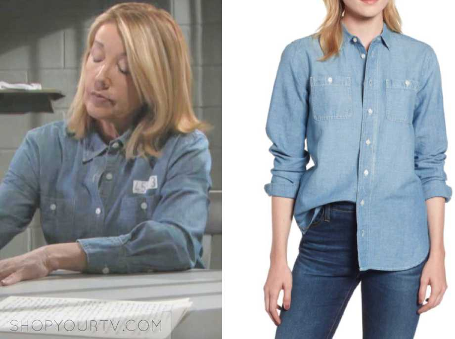 melody thomas scott, top, outfit, denim, wardrobe, fashion, clothes, style