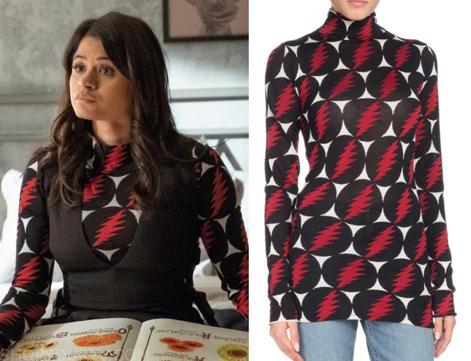 Mel Vera Fashion, Clothes, Style and Wardrobe worn on TV
