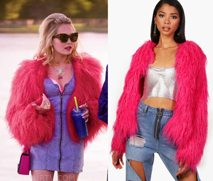 Now Apocalypse Fashion Clothes Style And Wardrobe Worn On Tv Shows Shop Your Tv