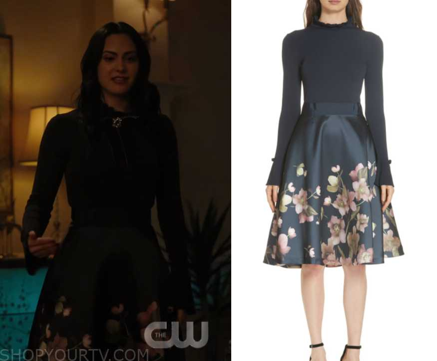 veronica lodge fashion clothes style and wardrobe worn
