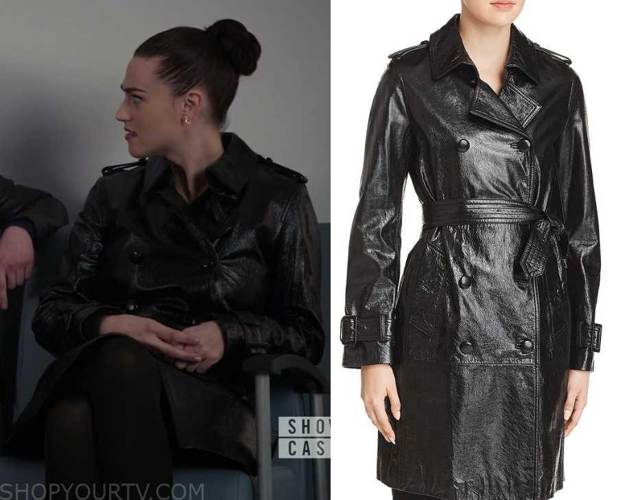 Lena Luthor Fashion, Clothes, Style and Wardrobe worn on TV