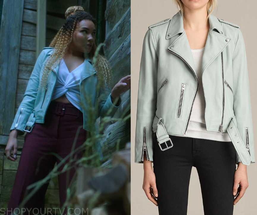 dd5f51b9b Allison Hargreeves Fashion, Clothes, Style and Wardrobe worn on TV ...