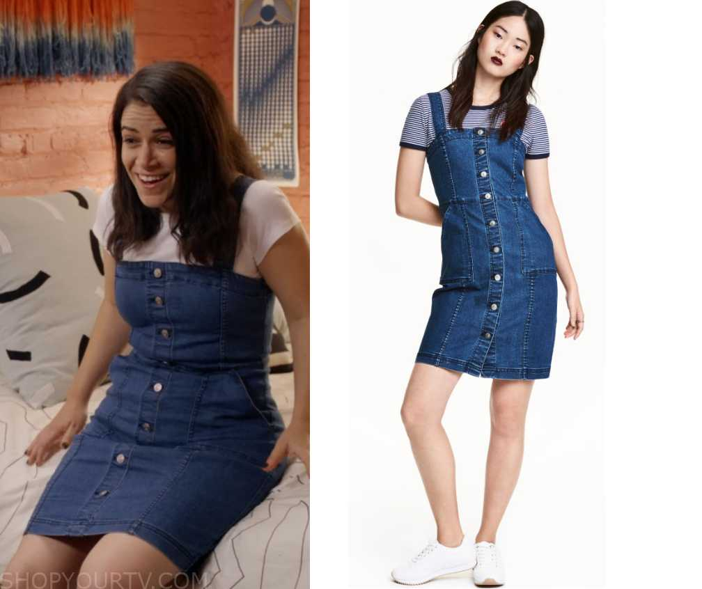 Broad City Fashion, Clothes, Style and Wardrobe worn on TV Shows