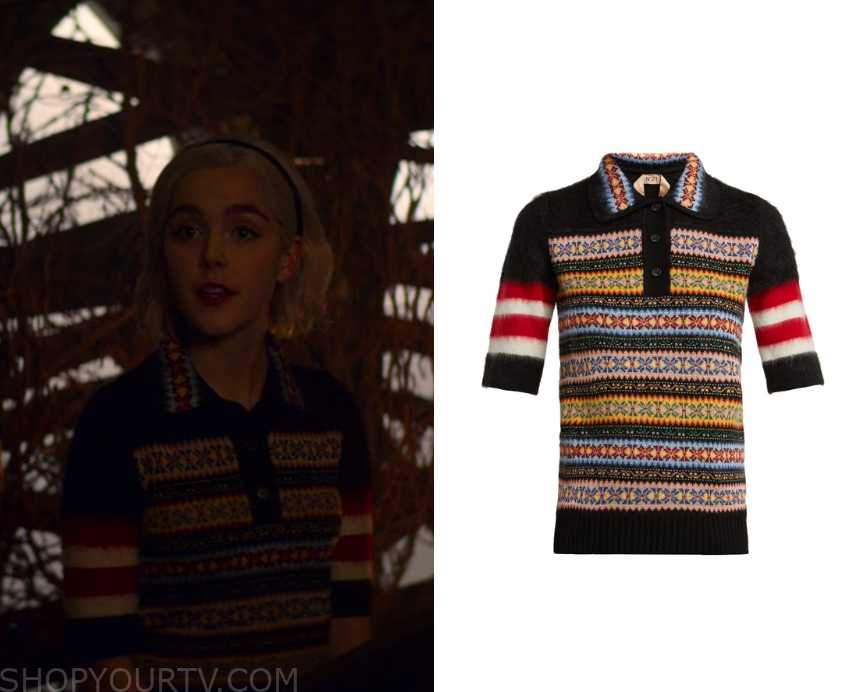 Chilling Adventures of Sabrina Fashion, Clothes, Style and