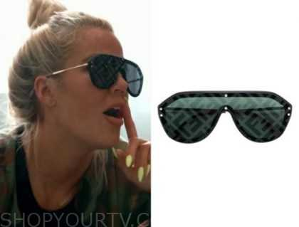 f8d36f09b9 Keeping Up With The Kardashians  Season 16 Episode 3 Khloe s Sunglasses