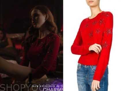 Riverdale: Season 3 Episode 18 Cheryl's Star Embellished