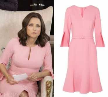Selina Meyer Fashion, Clothes, Style and Wardrobe worn on TV
