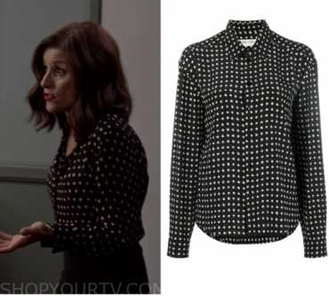 Selina Meyer Fashion, Clothes, Style and Wardrobe worn on TV