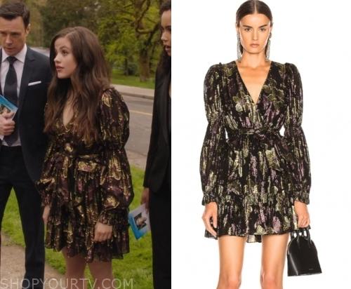 Maggie Vera Fashion, Clothes, Style and Wardrobe worn on TV