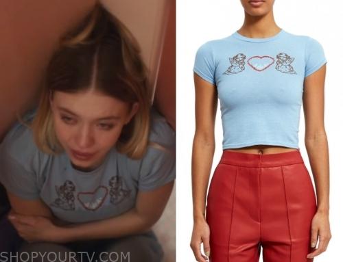 euphoria fashion clothes style and wardrobe worn on tv