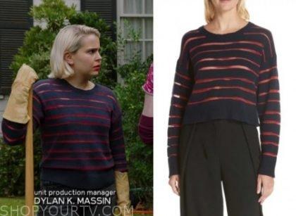 Good Girls: Season 2 Episode 11 Annie's Striped Sweater