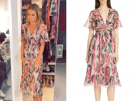 kelly ripa, fashion, dress, outfit, style, wardrobe, clothes, kelly's fashion finder