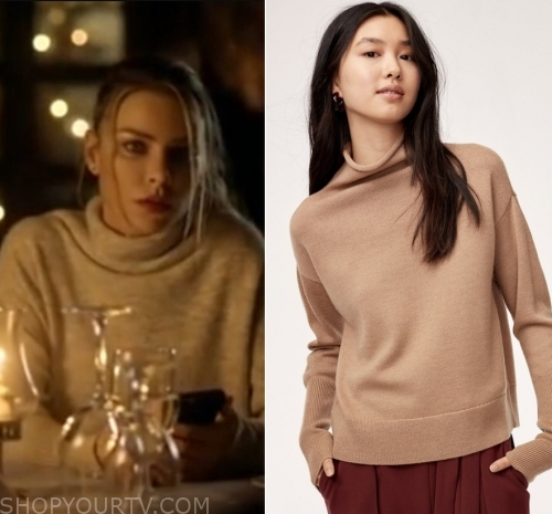 Lucifer Episode 2: Aritzia Fashion, Clothes, Style And Wardrobe Worn On TV