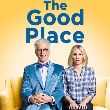 The Good Place: Season 3 Episode 9 Eleanor's Rainbow Stripe Sweater