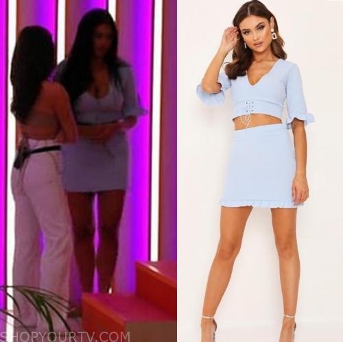 Anna Vakili Fashion, Clothes, Style and Wardrobe worn on TV