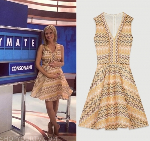 Rachel Riley Fashion Clothes Style And Wardrobe Worn On Tv Shows Shop Your Tv