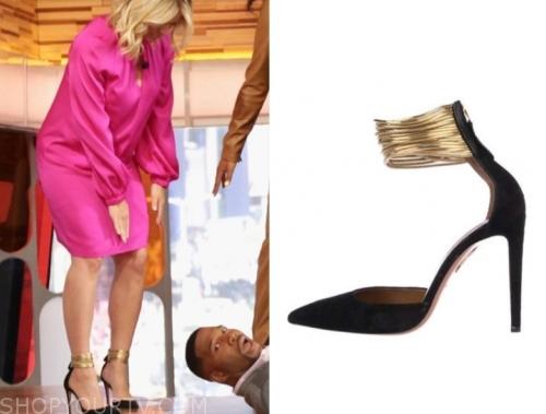 strahan and sara fashion