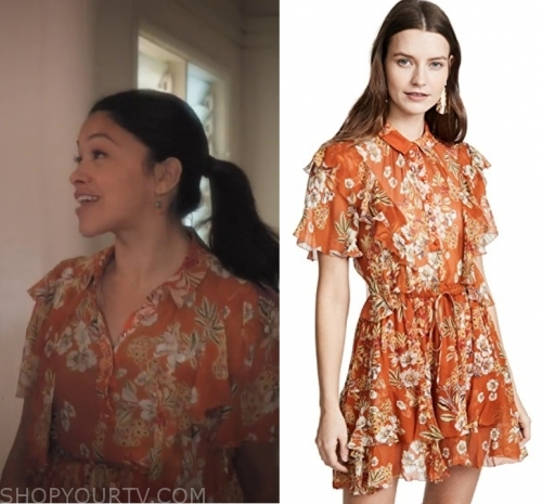 Jane The Virgin Fashion, Clothes, Style and Wardrobe worn on