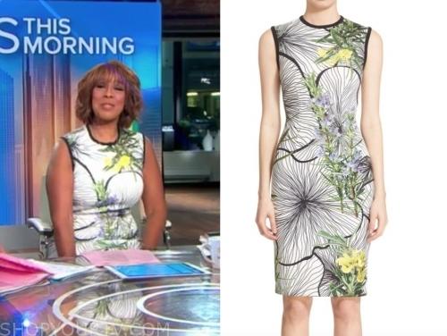 cbs this morning fashion