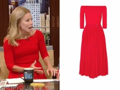 live with kelly and ryan fashion