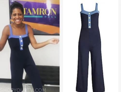 tamron hall show fashion