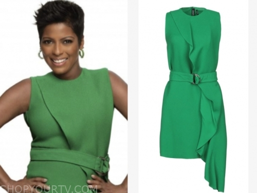 tamron hall show fashion