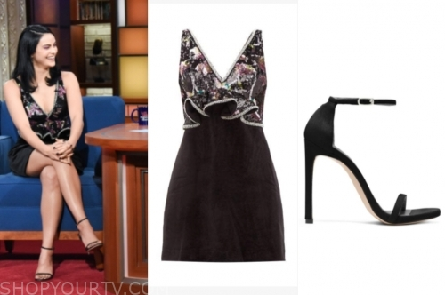 the late show with stephen colbert fashion