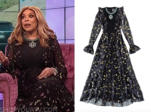 wendy williams show fashion