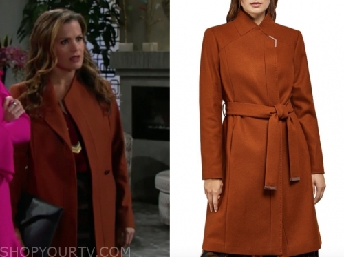 the young and the restless fashion