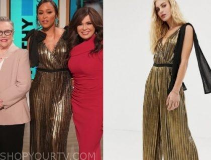 the talk fashion