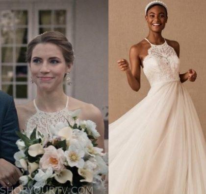 Madam Secretary Season 6 Episode 10 Stevie S Wedding Dress Shop