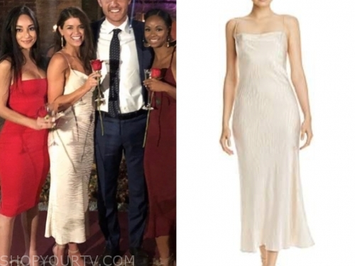 madison p., ivory slip midi dress, the bachelor