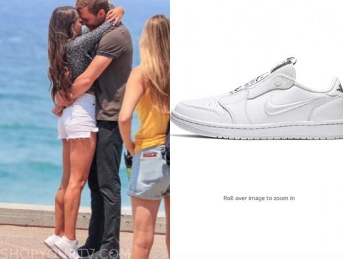 the bachelor, season 24, madison, white sneakers