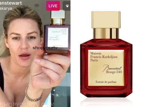 morgan stewart, perfume, E! news