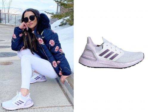 andi dorfman, the bachelorette, purple sneakers