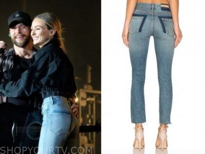 lauren Bushnell lane, listen to your heart, jeans