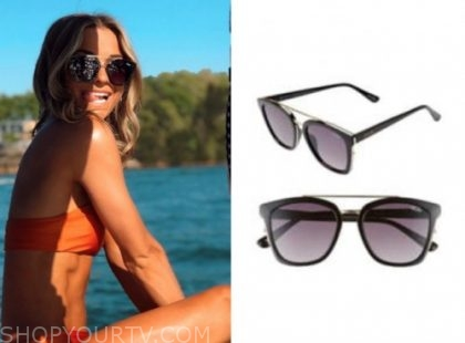 savannah, listen to your heart, sunglasses