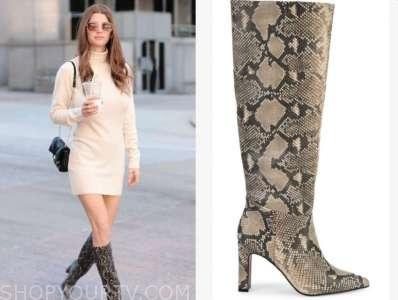 ashlee frazier, the bachelor, snakeskin boots