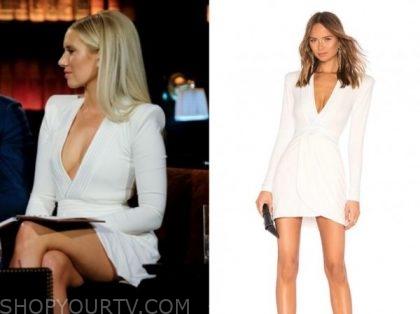 lauren burnham, the bachelor, white dress