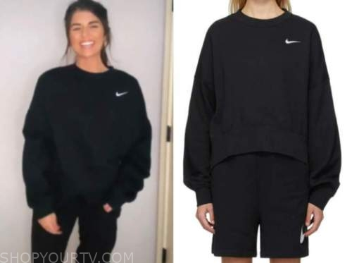 madison prewett, the bachelor, black sweatshirt