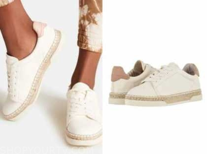 jenna cooper, espadrille sneakers, the bachelor