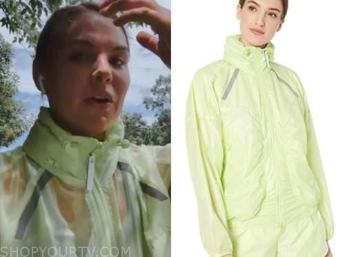 hannah brown, lime green jacket, the bachelorette