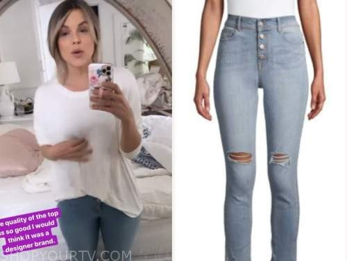ali fedotowsky, the bachelorette, ripped jeans
