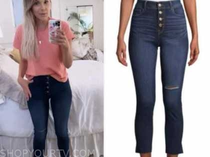 ali fedotowsky, the bachelorette, dark denim jeans