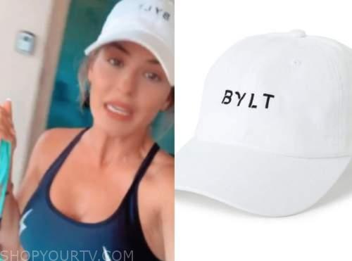 jojo fletcher, the bachelorette, white cap