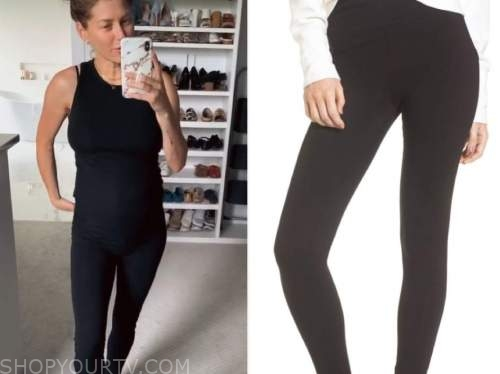 ashlee frazier, the bachelor, black leggings