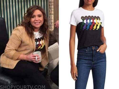 rachael ray, the rachael ray show, printed tee